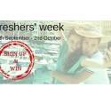 Freshers' Week 2015