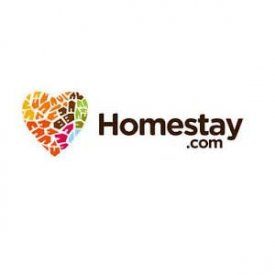 Homestay 5% off all bookings