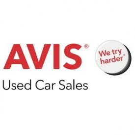AVIS – used car sales